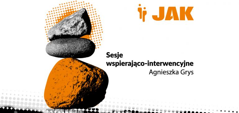 Sesje wspierająco-interwencyjne w modelu JAK-MD™